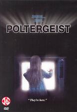 POLTERGEIST - THEY'RE HERE - JOBETH WILLIAMS - SEALED DVD STEVEN SPIELBERG