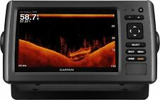 MARINE Garmin EchoMap 73DV Preloaded LakeVu HD HD-ID / DownVu Sonar #73map