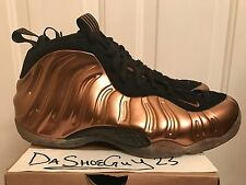 DS NIKE AIR FOAMPOSITE ONE sz 9 314996 081 COPPER ROYAL GALAXY PARANORMAN DB