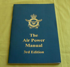 The Air Power Manual 1998 Royal Australian Air Force RAAF Military Strategy ADF