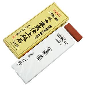 Suehiro Stone; House Sharpener; Finishing Whetstone Series; 6000-35 #6000