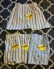 Lot Of 4 Vintage Nwt Olina Boys Boxer Shorts Size 6 Underwear