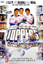 DVD - TOPPERS IN CONCERT 2012 / LIVE IN AMSTERDAM ARENA (NEW / NOUVEAU / SEALED)