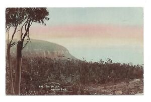 Vintage RP postcard The Valley, Medlow Bath, New South Wales. Unposted