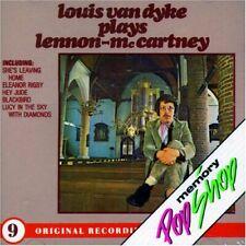 Louis Van Dijk - Louis Van Dyke Plays Lennon-Mc CD #G1999150