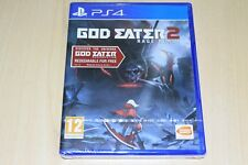 Neue God Eater 2 Rage Burst PS4 Playstation 4 UK PAL und God Eater Auferstehung
