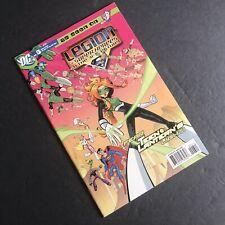 Legion of Super-Heroes in the 31st Century 6 - 1st Jordana Gardner