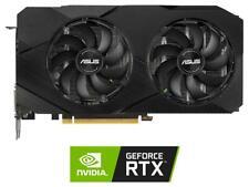 ASUS GeForce RTX 2060 Overclocked 6G GDDR6 Dual-Fan EVO Edition VR Ready HDMI Di