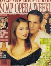 Soap Opera Weekly MAURICE BENARD/LILLY MELGAR 9/19/95