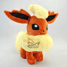 "New 13"" Flareon Pokemon Rare Soft Plush Toy Doll/Pc1969"