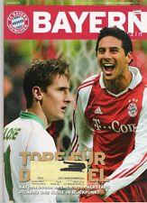 Bayern Magazin 13/56 , Bayern München - Werder Bremen , 05.03.2005