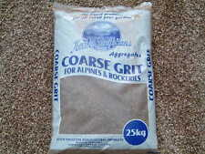 25kg HORTICULTURAL GRIT FOR POTTING COMPOSTS TO IMPROVE DRAINAGE