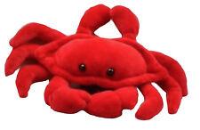 """Unipak Flopsies Plush Toy Red Crab , 8"""""""