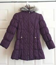 e5bec11f71b0 Winter Puffer Jacket Purple Outerwear (Sizes 4   Up) for Girls