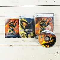 Halo 2 for Windows PC DVD-ROM Software Video Game