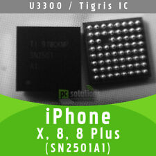 ✅ iPhone X / 8 / 8 + Plus U3300 Tigris SN2501A1 Charging IC BGA Chip