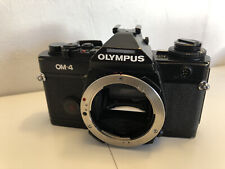 Olympus OM4 Body Only - Serviced And Working Well