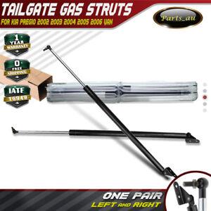 Set of 2pcs Tailgate Gas Strut for Kia Pregio 2002-2006 Rear Left&Right 768MM