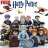 Harry Potter  Mini Figures Dumbledore Hagrid  UK Seller