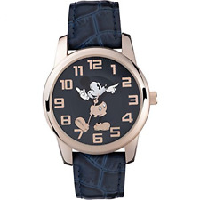 MK1456 Disney Mickey Mouse Unisex Leather Strap Watch
