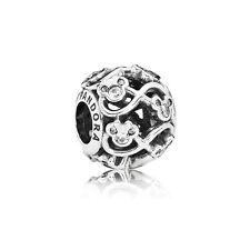 Disney & Mickey Infinity Openwork Charm - PANDORA (791462CZ)