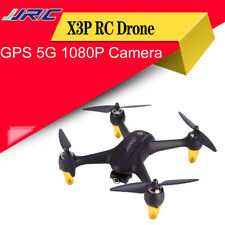 JJRC X3P Phantom 2.4G GPS Brushless RC Drone Wifi FPV HD 1080P Camera Return