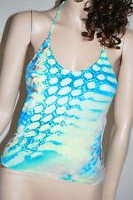 LA PERLA Tankini Bikini-Top Neckholder Schlange 49,- FM-OCV-16