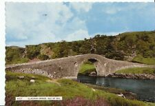 Scotland Postcard - Clachan Bridge - Isle of Seil - Argyll   H372