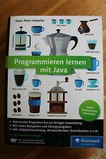 Programmieren lernen mit Java von Hans-Peter Habelitz (Taschenbuch)