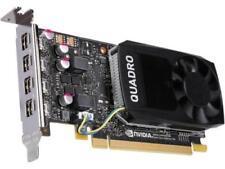 ***PNY Quadro P1000 4GB 128-bit GDDR5 PCI Express 3.0 x16 Graphics Video Card***