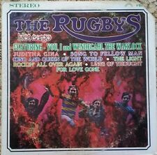 1969 PSYCH ROCK - THE RUGBYS - HOT CARGO LP - AMAZON AM # 1000