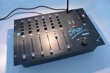 DATEQ STYX 5-Kanal Mischpult Professional Audio Mixer in Topzustand wie neu