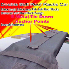 Style Soft Roof Racks Universal Car Roof Luggage Rack Surfboard Fishing Skis Sup