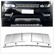 Car Front Bumper Skid Plate Trim For Land Rover Range Rover Sport 2014-2017 US