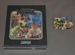 The Secret of Monkey Island - Premium Edition - Sega CD - Limited Run - NEU