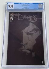 The Darkness #1 CGC 9.8 Variant Platinum Cover Rare 12/96 Marc Silvestri Top Cow