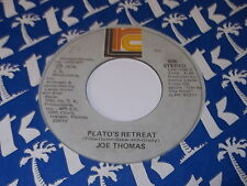 Joe Thomas: Plato's Retreat / A Place In Space 45 - Disco Boogie