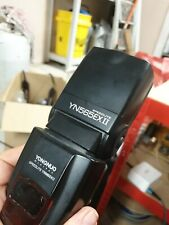 Yongnuo Speedlite YN565EXII Flash for Canon - Needs repair. Hot shoe loose.