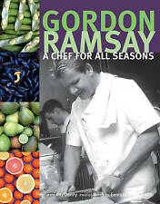 A Chef for All Seasons, Gordon Ramsay | Hardcover Book | Acceptable | 9781902757