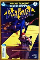 BATGIRL #10 (2017 Rebirth DC Comics) ~ VF/NM Comic Book