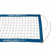 Park & Sun Pro Steel Cable Volleyball Net