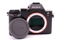 Sony Alpha a7R 36.4 MP Digital SLR Camera - Black (Body Only)