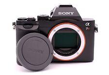 Sony Alpha A7R 36.4mp Cámara SLR Digital - Negro (solo carcasa)