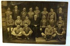 M.T.C. R.F.C. 1935-36, Photograph, Postcard, Rugby, Wales