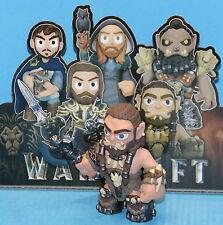 Funko Mystery Minis Warcraft Movie Mini Figure Durotan