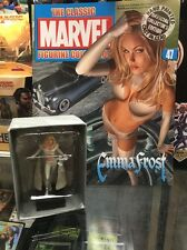 Eaglemoss The Classic Marvel Figurine Collection Emma Frost #47
