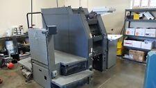 1999 Heidelberg Di Plus Off/Press (Qmdi 46-4) 18 Mill Imp Under Power w/Ps3 Rip!