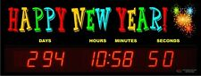 Digital LED Countdown Event Timer - Happy New Year - ETCD100-09