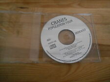 CD Indie The Cranes - Population Four (1 Song) Promo DEDICATED disc only