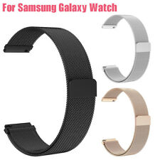 Milanese Magnetic Watch Band Strap For Samsung Galaxy Watch 42/46mm Active